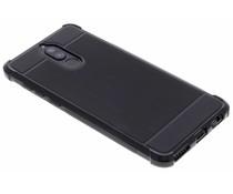 Zwart Xtreme siliconen hoesje Huawei Mate 10 Lite
