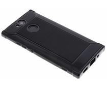 Zwart Xtreme siliconen hoesje Sony Xperia XA2