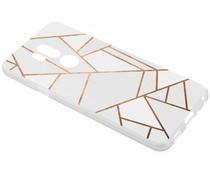 Design TPU hoesje LG G7