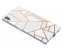 Design TPU hoesje Sony Xperia Z5