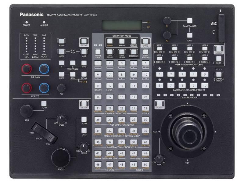 Panasonic aw rp120