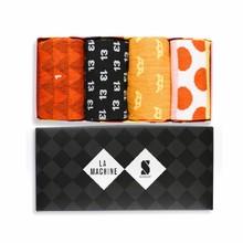 Sockeloen x LA MACHINE Gift Box - Casual Socks