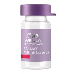 Wella Care, Balance, Anti-Hair Loss Serum 8 x 6 ml