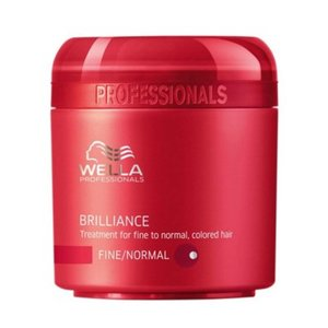 Wella Care, Brilliance, Mask for Normal/Fine hair