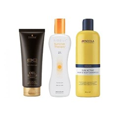 Zon Bescherming Shampoo