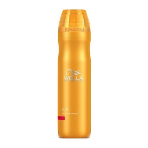 Wella Sun, Hair and Body Shampoo, 250ml