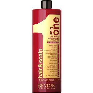 Uniq One Conditioning Shampoo, 1000ml (red)