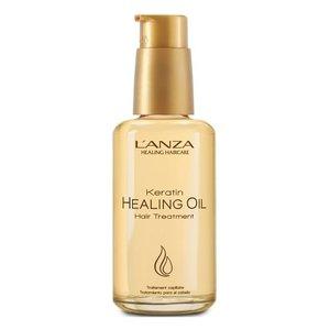 Lanza Keratin Healing Oil Hair Treatment, 100ml