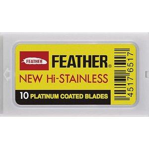 Barburys Razor blades Feather