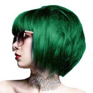 Crazy Color Emerrald 100ml vert