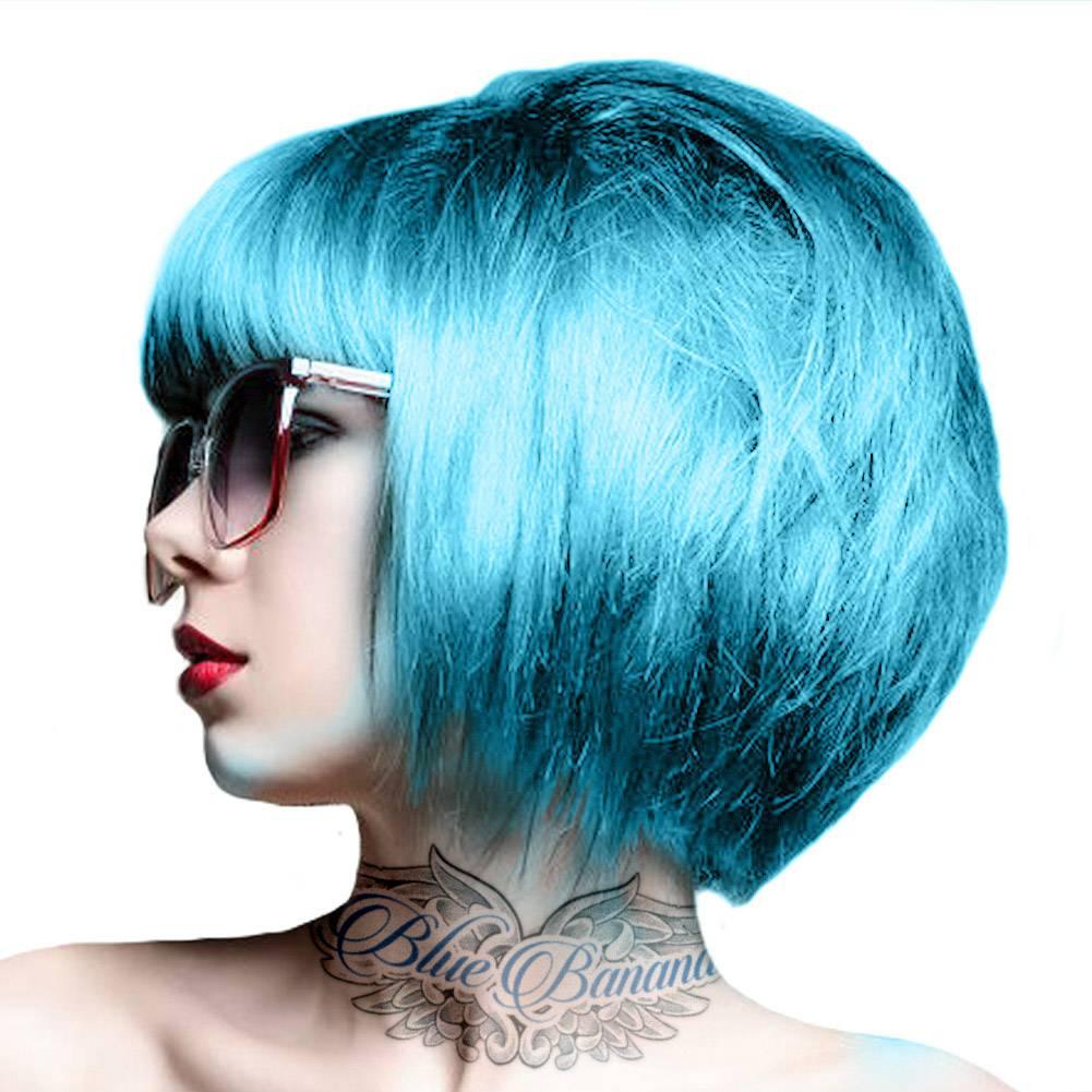 Crazy Color Blue Jade Haarboetiek