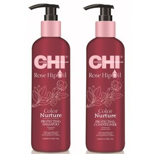 CHI Rose Hip Oil Duo Pack, 2 x 355ml