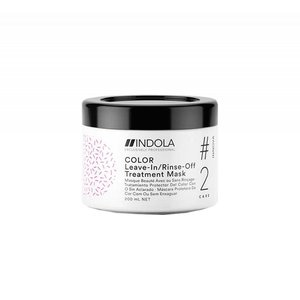 Indola Innova Color Leave-In / Rinse Off Treatment Mask, 200ml