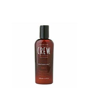 American Crew Daily Mosturizing Shampoo, 100ml