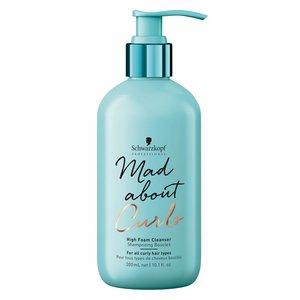 Schwarzkopf Mad About Curls High Foam Shampoo 300ml