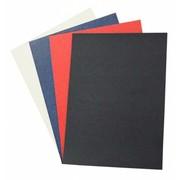 Albyco - Couvertures carton grain cuir