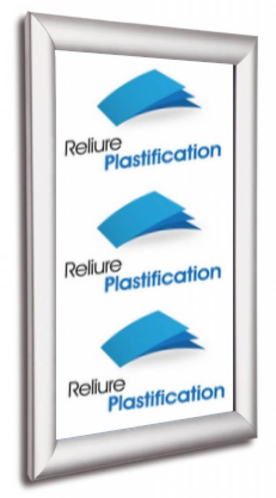 cadre clic clac a1 594 x 841 mm bord 32 mm reliure plastification. Black Bedroom Furniture Sets. Home Design Ideas