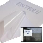 Albyco - Pochettes à plastifier adhésives A4 (216 x 303 mm)