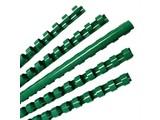 Albyco - Anneaux plastiques, couleurs spéciales, 19 mm (jusqu'à 160 feuilles)