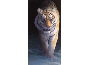 Siberian Supremacy - WWF Edition (55 x 110 cm)