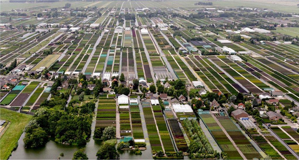 Luchtfoto Boskoop