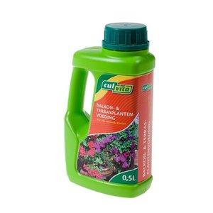 Plantenvoeding voor Balkon & Terrasplanten