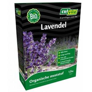 Organische Lavendel Meststof
