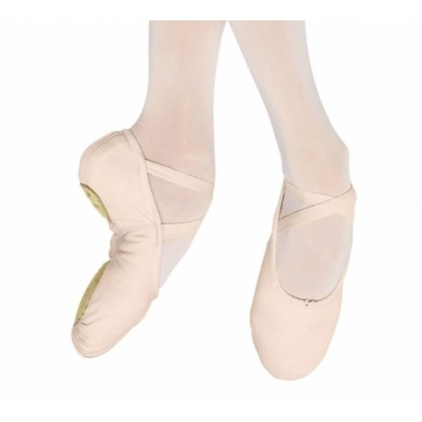 Bloch Bloch Balletschoen canvas splitzool SO277L