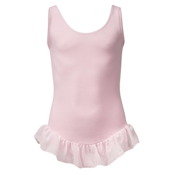 Papillon PK4041 Sleeveless Leotard voile frilly