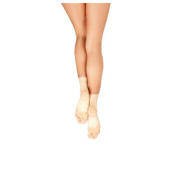 Capezio 1880 Ultra Shimmery Footless Tights