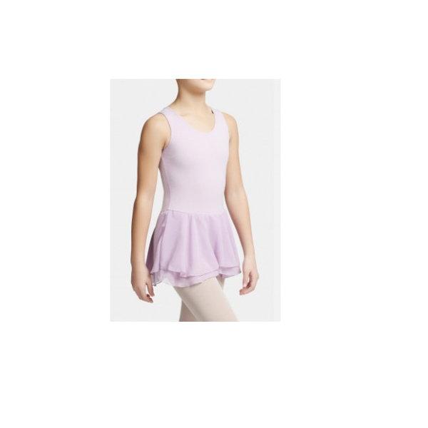 Capezio CC877C Double Layer Skirt Tank Dress