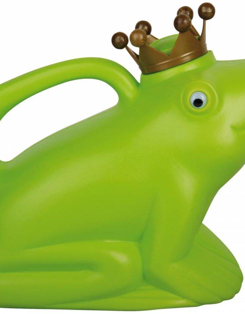 Esschert Design Gieter - Kikkerkoning - groen