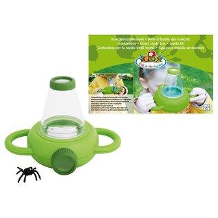Esschert Design Insectenstudiekoepel - groen
