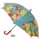 Dotcomgiftshop Paraplu - Wereldkaart