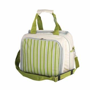 Esschert Design Picknick koeltas - Gestreept - 4 personen
