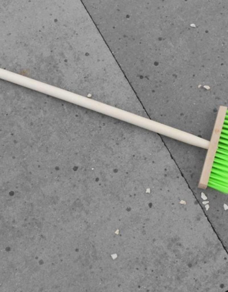 Esschert Design Bezem - groen