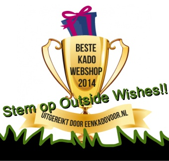 Stem op outside-wishes!