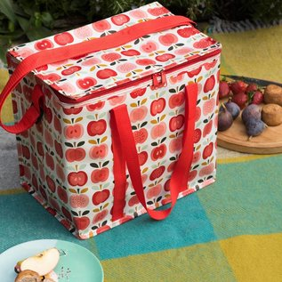 Dotcomgiftshop Picknick tas - Vintage Apple