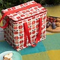 Rex London Picknick tas - Vintage Apple