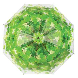 Esschert Design Paraplu - Boomkroon - transparant - groen