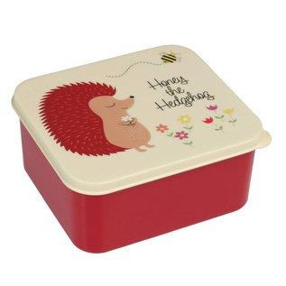 Dotcomgiftshop Lunchtrommel - Hedgehog - Egel
