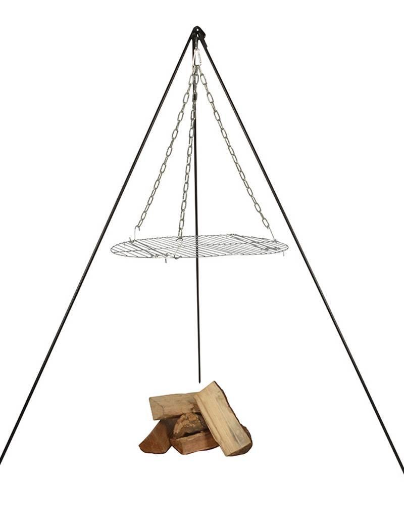 Esschert Design Driepoot met ketting