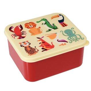 Dotcomgiftshop Lunchtrommel - Colourful Creatures