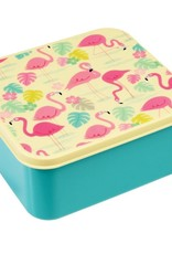 Rex London Lunchtrommel - Flamingo Bay