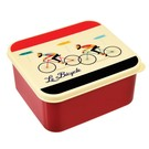 Dotcomgiftshop Lunchtrommel - Le Bicycle