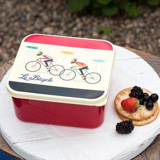 Dotcomgiftshop Lunchtrommel - Le Bicycle