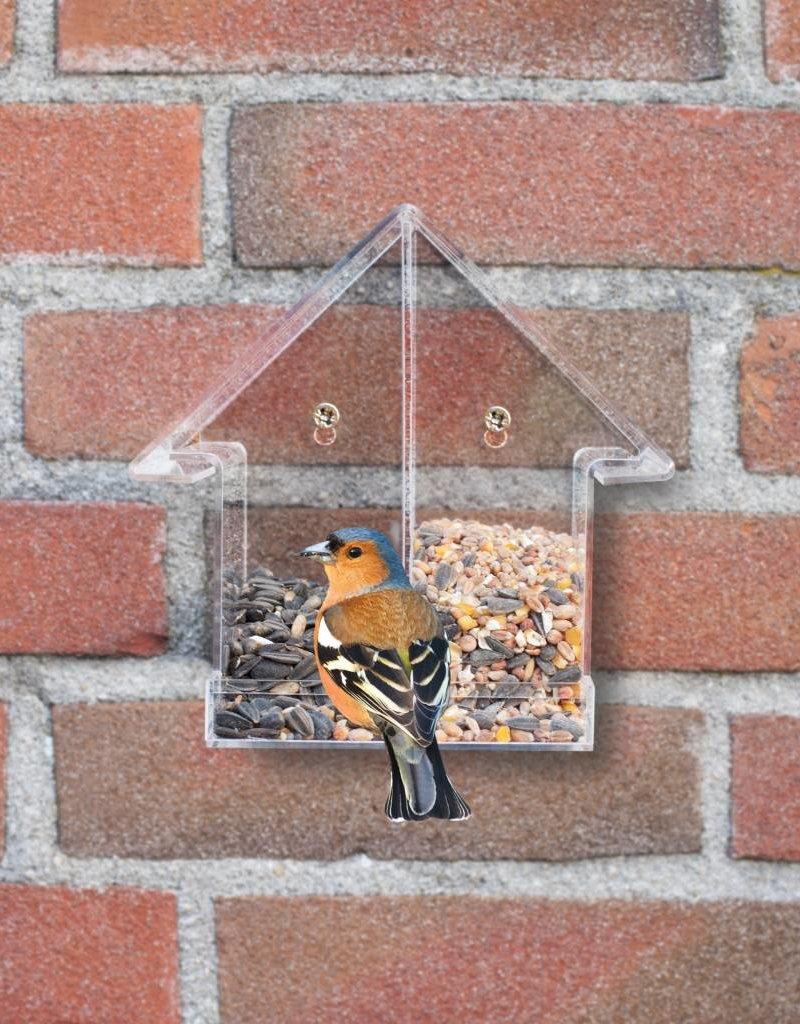 Esschert Design Acryl combi raamsilo - Huis