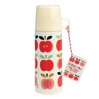 Dotcomgiftshop Thermosfles - Vintage Apple