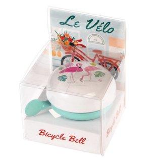 Rex London Fietsbel - Flamingo Bay