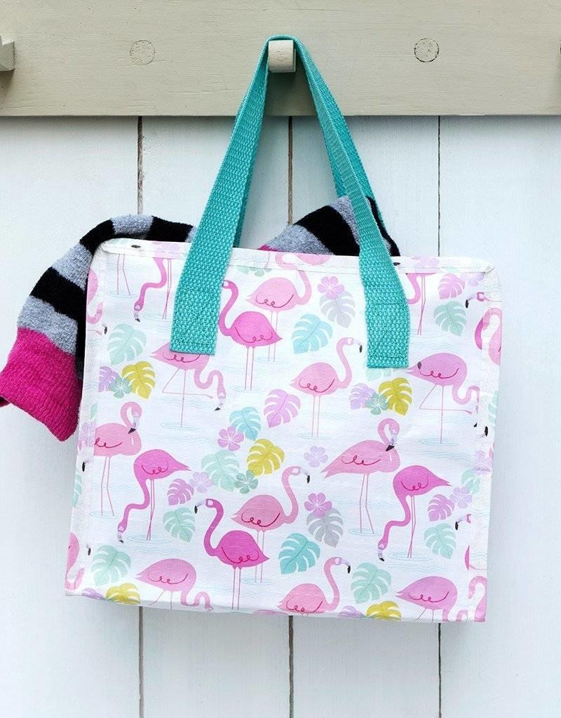 Rex London Klein tasje - Flamingo Bay